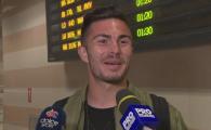 """""""Cum e noaptea dinaintea unui meci cu Barcelona?"""" / """"Cum sa fie... intuneric!"""" :) Reactia de toti banii a lui Tosca"""