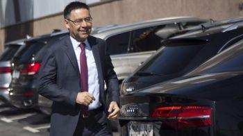 EL e alesul? Presedintele Barcei s-a intalnit zilele trecute cu un antrenor de TOP din Premier League