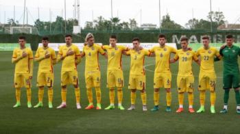 "Fara dinamovistii ""petrecareti"", dar cu Ianis Hagi titular, nationala U21 a fost UMILITA de Rusia. Cu cat a pierdut astazi"