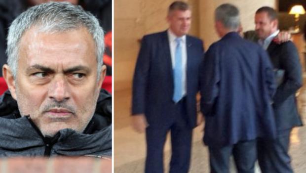 Mourinho, surprins cand negocia urmatorul transfer BOMBA al lui United! 35 de milioane pentru un mijlocas!