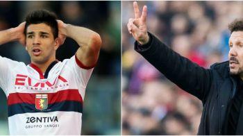 "Are deja 11 goluri in Italia, dar tatal sau il refuza. Cholo Simeone: ""Giovanni va fi mare, dar nu la echipa mea"""