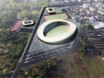 Stadion nou intr-un oras care n-a mai avut echipa in Liga I de 20 de ani! Unde se va construi complexul de 22 milioane euro