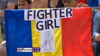 """""""Fighter girl"""", din nou. TOPUL celor mai spectaculoase reveniri din cariera Simonei Halep"""