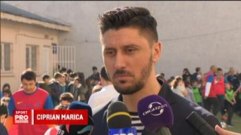 """Marica nu mai vrea sa auda de Steaua: """"Nu pot sa uit timpul de la Dinamo"""" Craiova - Dinamo, joi, 21:30, ProTV"""