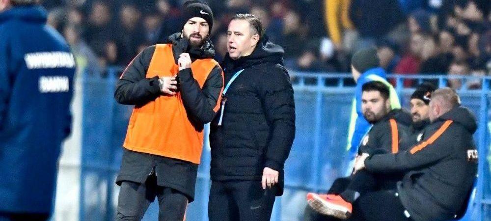 "Tactica TSUNAMI a Stelei la derby-ul cu Dinamo! :)) Reghe: ""Vreau ca Filip sa greseasca, sa faca un penalty, sa-si dea un autogol si noi sa batem!"""