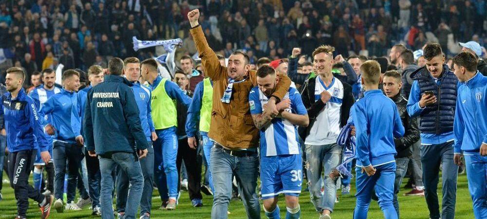 Craiova a mai dat afara un jucator! Mesajul de ultima ora al clubului