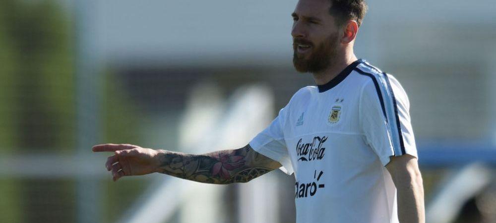 """Declaratia incredibila a unui coleg de-al lui Messi: """"Nu ar mai trebui sa joace niciodata pentru noi!"""""""