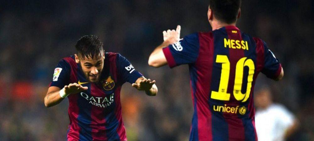 EXTRATERESTRU! Doi giganti sunt gata sa dea 200 de milioane de euro pe Neymar! I se promite cel mai mare salariu din lume. Cine il vrea