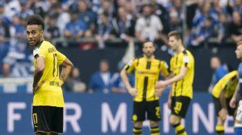 Imaginea superba care a starnit mii de reactii dupa SUPER DERBY-ul Schalke - Dortmund! TOATA Germania o cauta pe aceasta fata