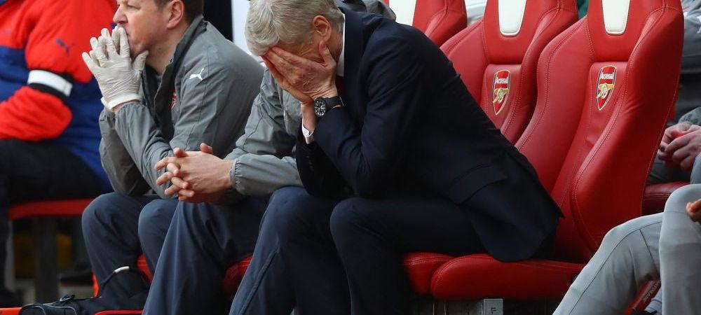 """BOMBA! Wenger a facut anuntul cel mare! """"Iubesc acest club, dar nu stiu cat mai pot sa stau"""""""