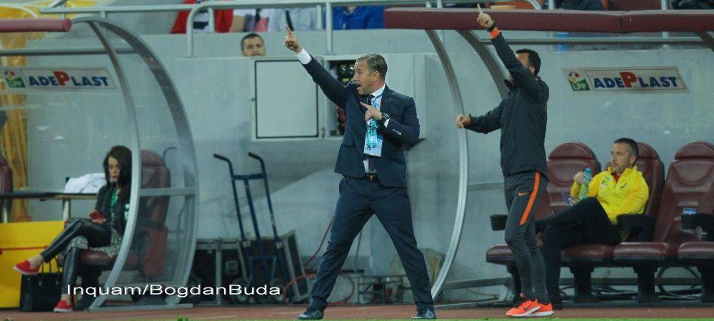 """Reghecampf, dupa victoria cu Dinamo: """"Am CASTIGAT un jucator! Poate fi un nou inceput pentru Steaua!"""""""