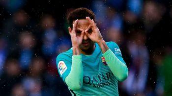 Club 100. Neymar, al treilea fotbalist din lotul Barcei cu 100 de goluri pentru club. Ce jucatori au mai reusit acest lucru