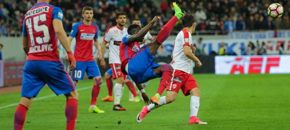 """""""Sa vina banii la baieti"""". Becali a scos teancul de bani in vestiar pentru victoria cu Dinamo. Cati bani le-a dat lui Alibec & Co"""