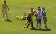 Un fotbalist a fost suspendat pe viata dupa ce l-a facut KO pe arbitru cu o lovitura brutala. Cum s-a petrecut incidentul: VIDEO