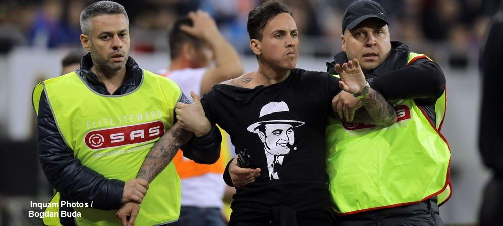 Sanctiuni dupa Steaua - Dinamo! Cinci dinamovisti au primit INTERZIS pe stadion si cate 1000 de lei amenda