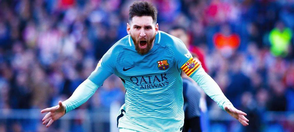 """""""Semneaza intr-o luna"""". Messi a batut palma pentru un contract pe 5 ani, cu un salariu absolut halucinant"""