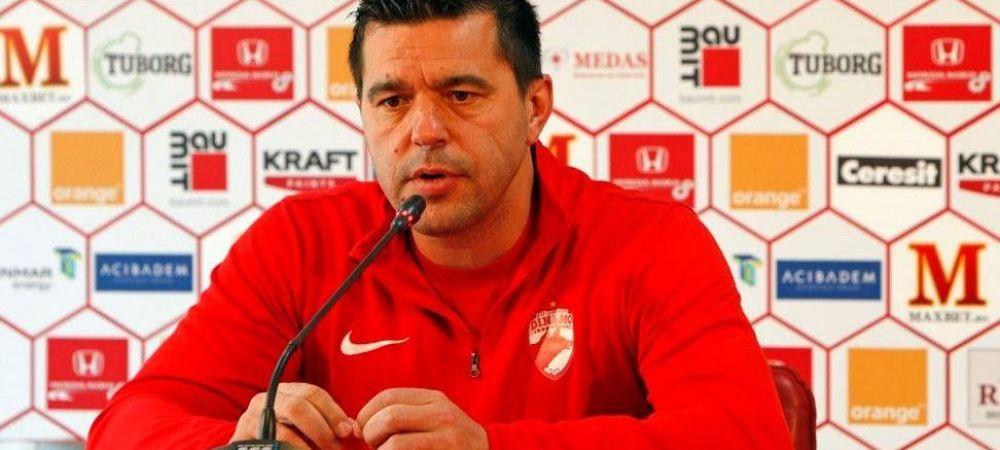"""'E cel mai bun meci de cand sunt la Dinamo. Nu ma mai intrebati de prelungire!"""" Reactia lui Contra dupa 2-0 cu CFR"""