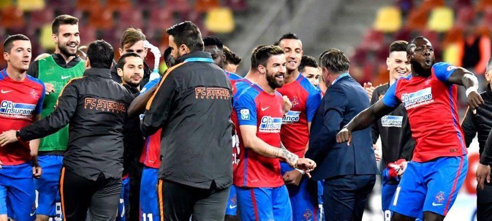 Becali l-a vazut 90 de minute si s-a convins! Contract NOU pentru un jucator dupa primul meci la Steaua
