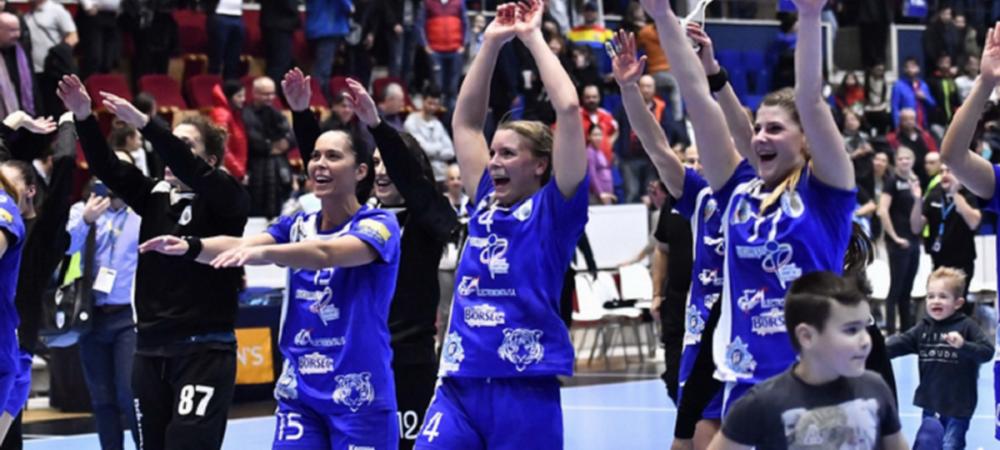 Cu un pas in FINAL FOUR! Meci senzational, final incendiar: CSM Bucuresti 30-25 Ferencvaros. Campioana Europei merge cu 5 goluri avans in Ungaria
