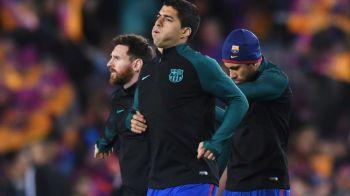 Primul transfer al Barcei pentru sezonul viitor a fost anuntat! Cine vine in atac langa MSN