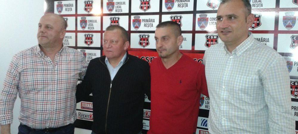 Dorinel Munteanu a ajuns in liga a TREIA! Cu cine a semnat fostul campion al Romaniei