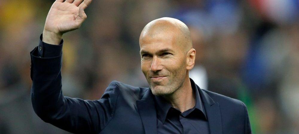 """BOMBA lui Zidane! """"Nu stiu daca mai raman la Real!"""" Anuntul care cutremura Madridul"""