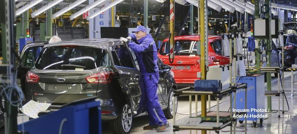 OFICIAL! Ford produce o noua masina la Craiova! Americanii angajeaza 1000 de oameni!
