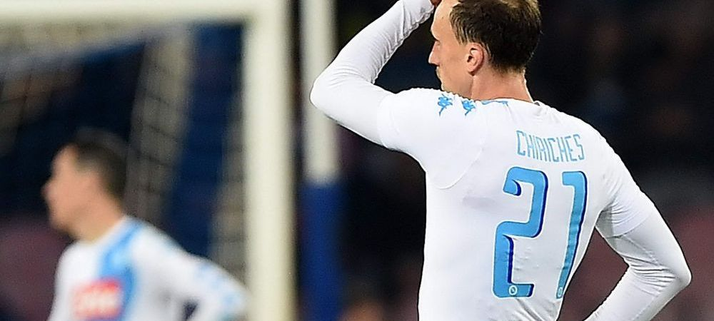 """DEZASTRU!"" Chiriches, OUT de la Napoli dupa gafele din meciul cu Juventus! Verdict crunt"
