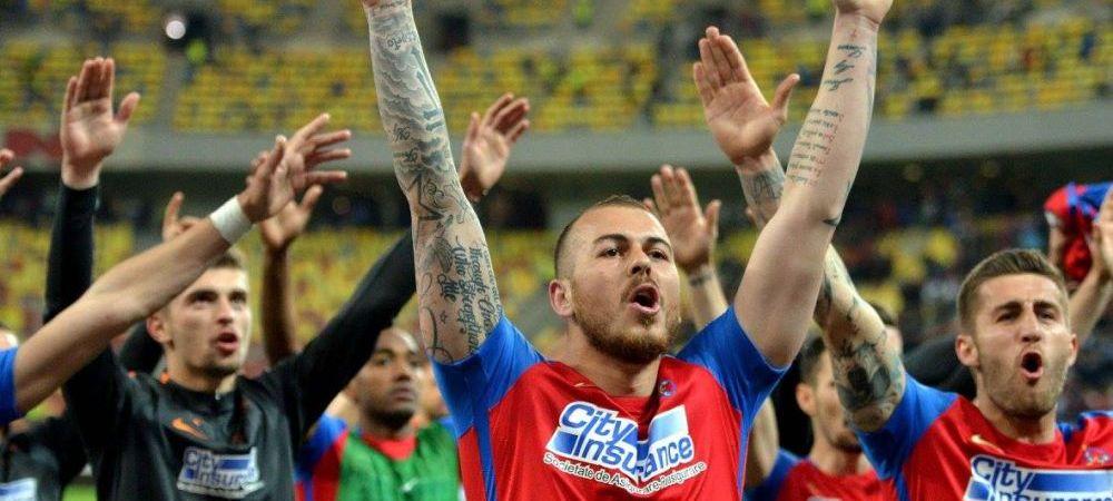 Cum arata Steaua ultima data cand a avut 3-0 la pauza. Becali a luat 15.000.000 de euro pe marcatori