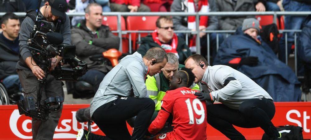 Liverpool, devastata dupa ultima veste data de medici. Cel mai bun marcator al echipei este OUT