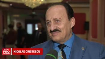 """Din Giulesti, """"masonul"""" Cristescu s-a intors la prima dragoste: """"La box nu aveam adversar, am avut colegi deosebiti de generatie"""""""