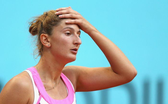 Irina Begu, invinsa cu 6-4 6-1 de Kasatkina. Romanca pleaca acasa in sferturi cu 100 de puncte WTA