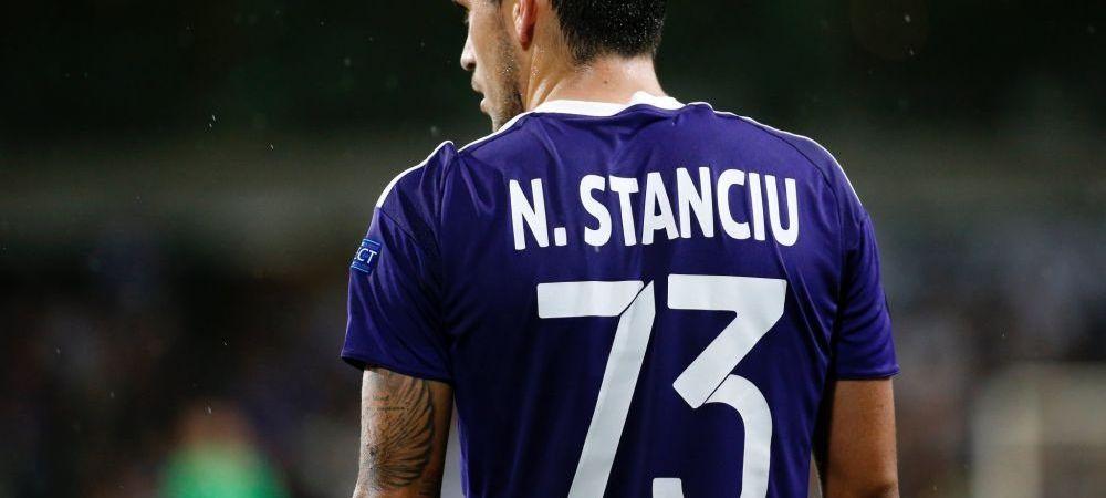 Anderlecht 0-0 Gent: Chipciu a fost integralist, Stanciu a jucat 67 de minute in meciul care o tine pe Anderlecht pe primul loc