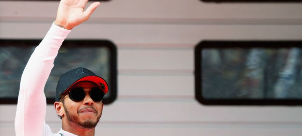 Lewis Hamilton a castigat Marele Premiu al Chinei. Sebastian Vettel si Max Verstappen au completat podiumul