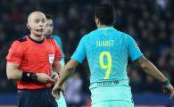Omul care a fost la centru la dezastrul Barcelonei de la Paris, 0-4, arbitreaza si Juventus - Barcelona, marti la ProTV!