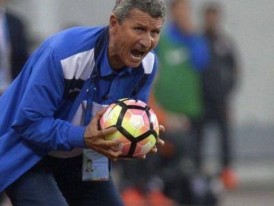 """Trebuia sa avem 4-0 la pauza! Iar arbitrajul...n-am vazut niciodata asa ceva"". Multescu, furios dupa infrangerea cu Steaua"