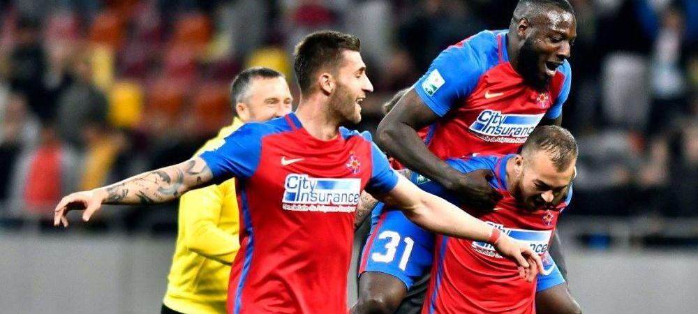 """'O sa-i maresc salariul, ce sa fac? E NEDREPT ce i se intampla la Steaua!"""" Anuntul INCREDIBIL al lui Becali despre un jucator"""