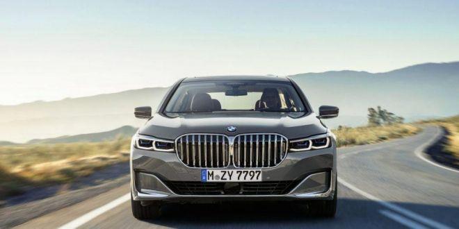 FARA PRECEDENT: vezi ce GRILA de motor au pus nemtii pe NOUL BMW Seria 7
