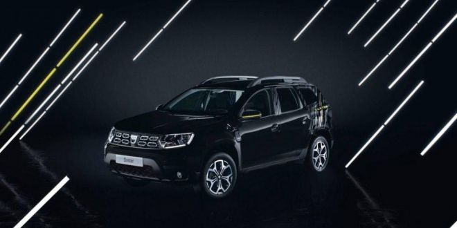 FOTO: Dacia care se poate comanda CA TESLA, doar ONLINE si editie limitata!