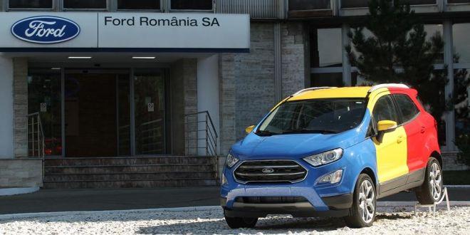 OFICIAL: Ford va construi UN NOU MODEL la fabrica de la Craiova!