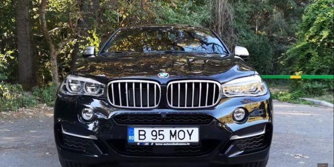 PREZENTARE VIDEO cu cel mai puternic BMW X6 diesel din ISTORIE