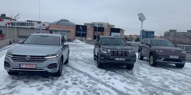 VIDEO: Care e cel mai BUN SUV de 50.000 EURO?