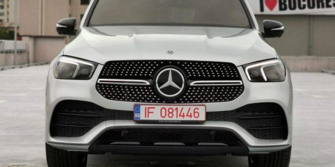 VIDEO + galerie foto: VEZI TOTUL despre NOUL Mercedes-Benz GLE 450 4MATIC!
