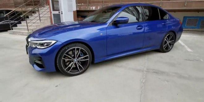 VIDEO: Noul BMW Seria 3 a ajuns in ROMANIA. VEZI prezentarea interior exterior