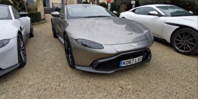 VIDEO: Prezentare interior exterior cu NOUL Aston Martin V8 Vantage