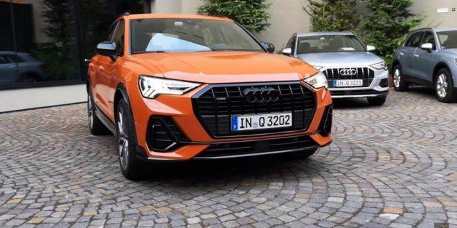 VIDEO prezentare pentru cel mai nou SUV AUDI