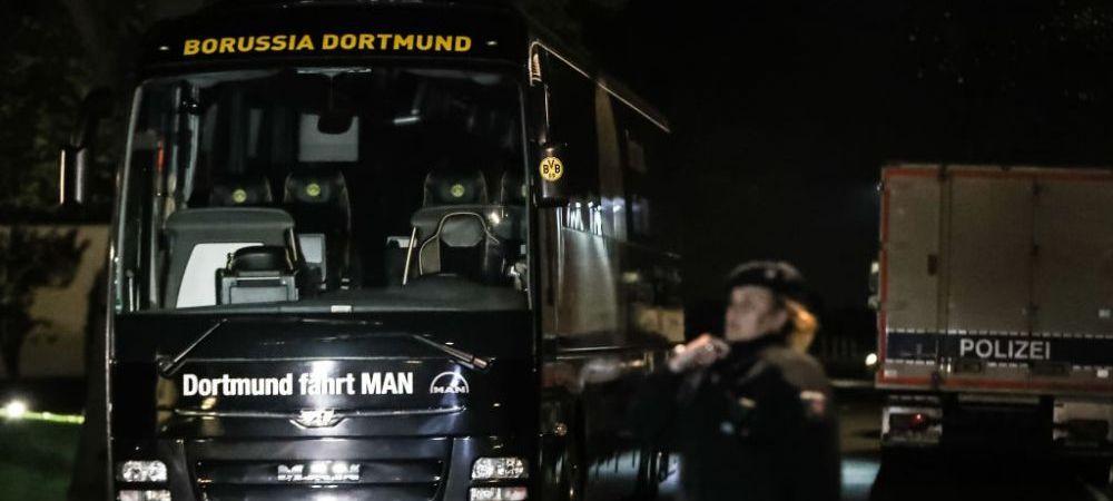 """""""Vrem inapoi serile de fotbal!"""" Bogdan Hofbauer, dupa atacul asupra autocarului celor de la Borussia Dortmund"""