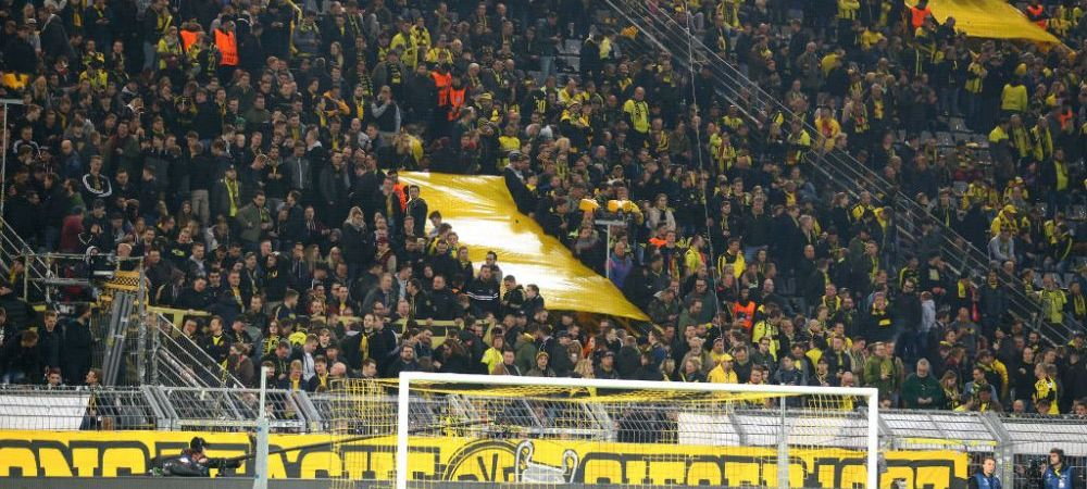 """""""Mi-am dat seama ca e ceva in neregula!"""" Un roman a trait aseara cosmarul la Dortmund! Ce s-a intamplat cand a ajuns la stadion"""