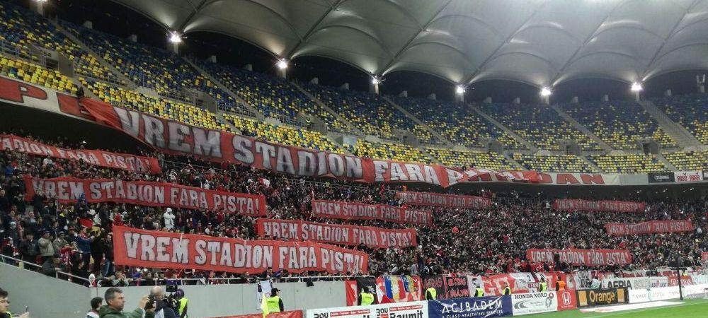 Dinamo, in PERICOL sa ramana fara stadion! Arena din Stefan cel Mare nu a fost predata CNI! Comunicat oficial