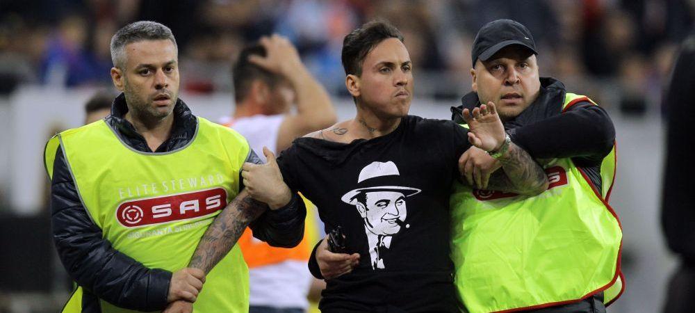 Decizia luata de FRF dupa ce dinamovistii au intrat pe teren la meciul cu Steaua.A amendat AMBELE cluburi